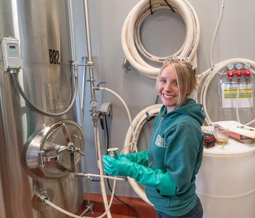 Women in brewing - beer Svoboda