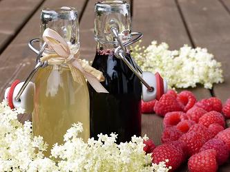 Domácí ovocné sirupy{lang}Homemade fruit syrups
