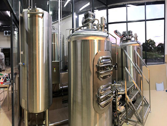 Pivovar Bonanza v Lusace Zambie{lang}Bonanza Brewery in Lusaka Zambia