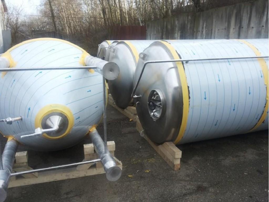 Naše cylindricko konické tanky směřují i do Ruska{lang}Our cylindrical conical tanks heading to Russia
