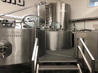 Pivovar TVARG ve Velké Bystřici{lang}TVARG Brewery in Velká Bystřice